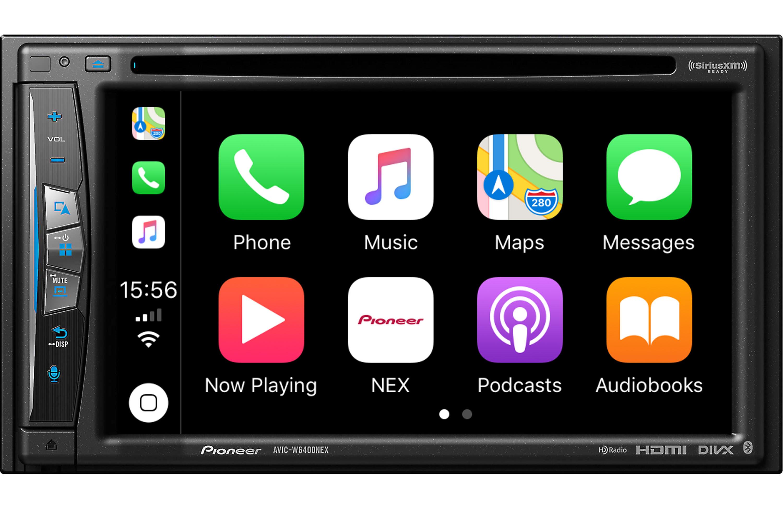 Pioneer AVIC-W6400NEX Wireless Apple CarPlay