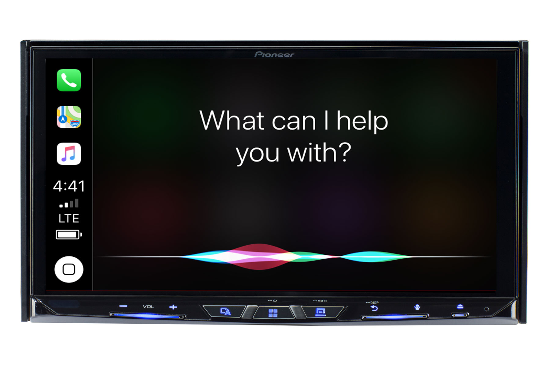 Wireless Apple CarPlay and Android Autio Pioneer AVIC-W8400NEX