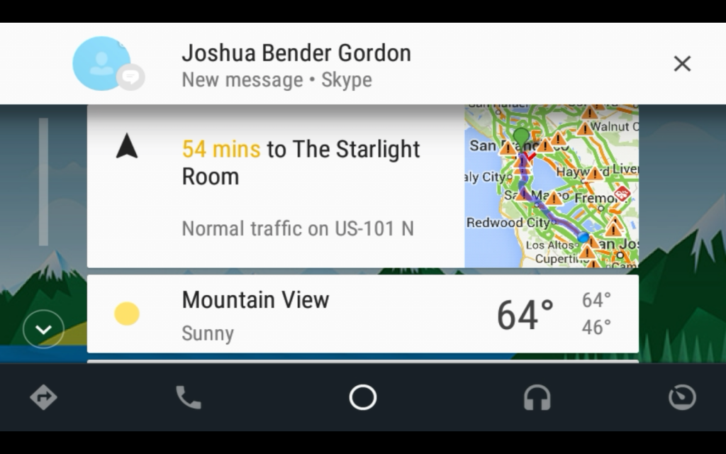 Android Auto to Allow Access to View Your Entire Contact List