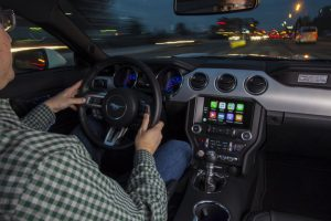 Ford Sync 3 CarPlay and Android Auto
