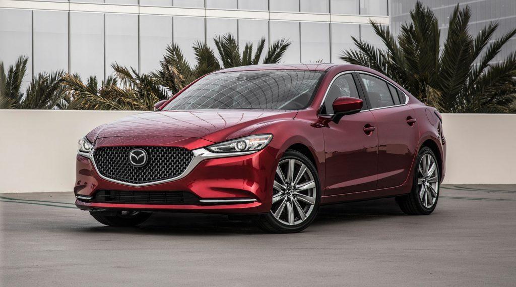 Mazda6 Apple CarPlay Android Auto