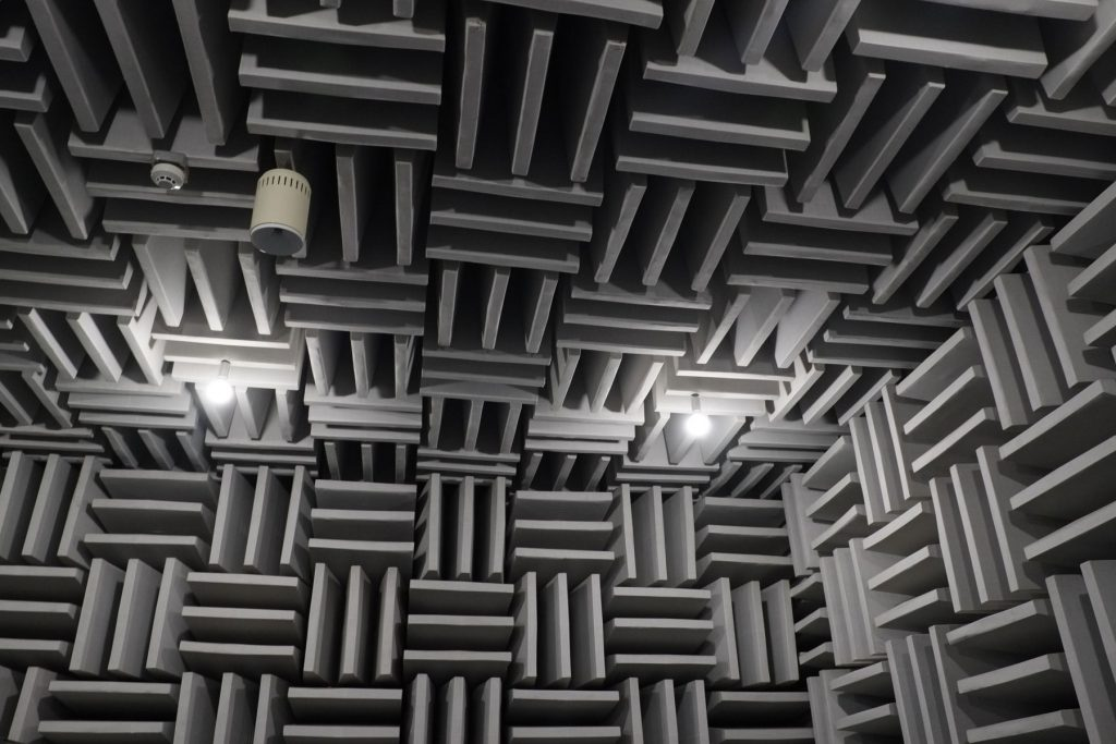 Pioneer Anechoic Chamber Walls
