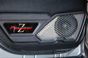 Pioneer Hi-Res Audio Build-Off: Sound Warehouse door