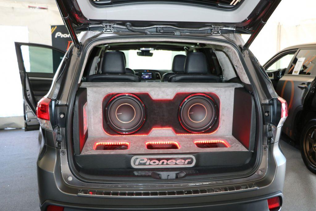 Pioneer Sound Build Off Soundz Good TS-D12D4