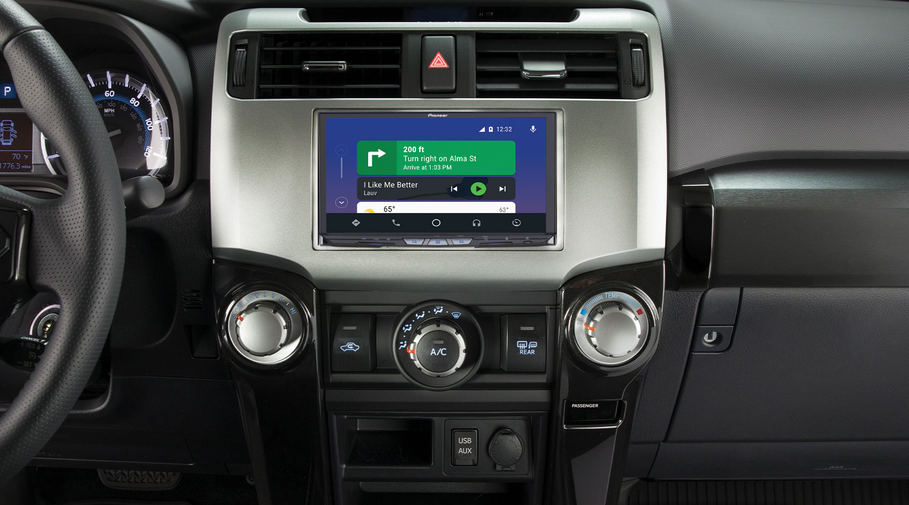 Upgrade and Unplug - Connected Car Life