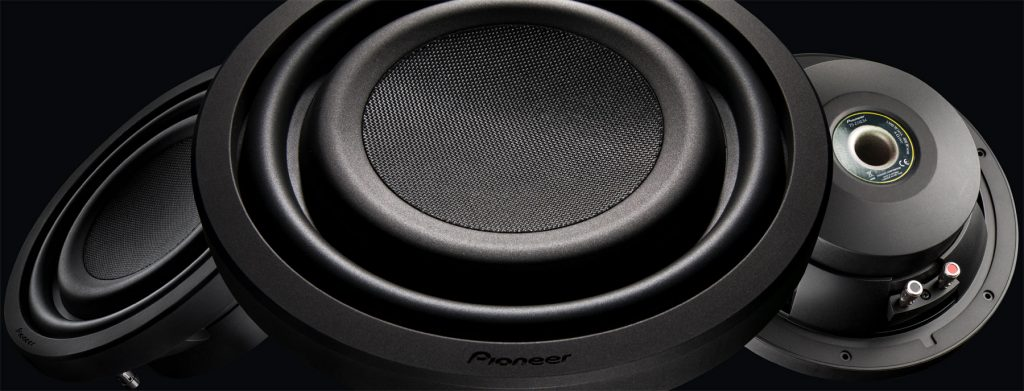 Pioneer Z Series Subwoofer TS-Z10LS4