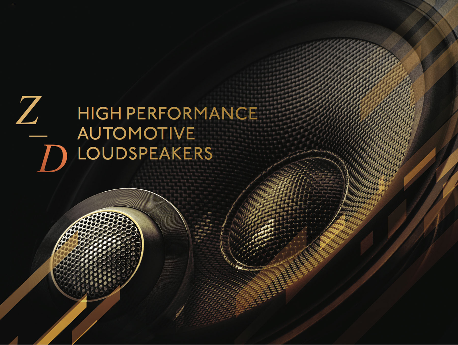 Pioneer Launches New Z And D High Performance Car Speaker Line