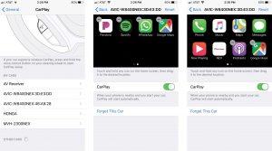 Rearrange CarPlay Home Screen for Google Maps
