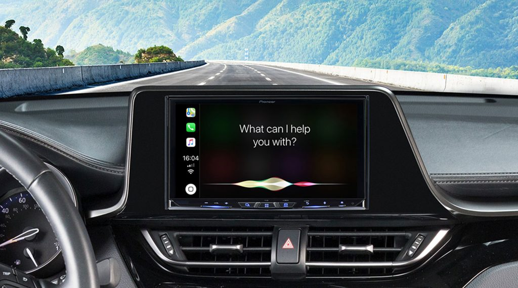 Pioneer Connected Home Apple