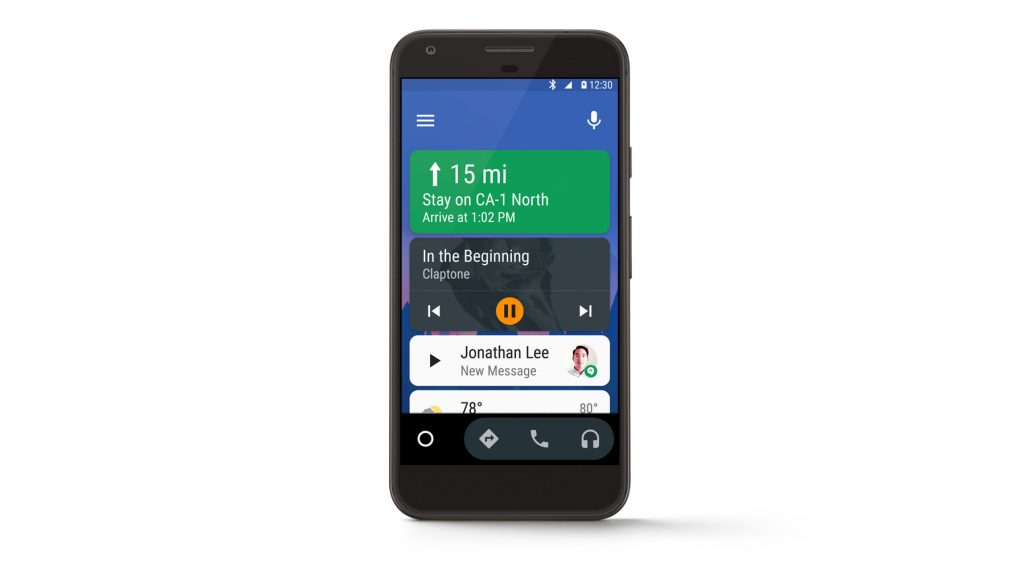 Android Auto Standalone app