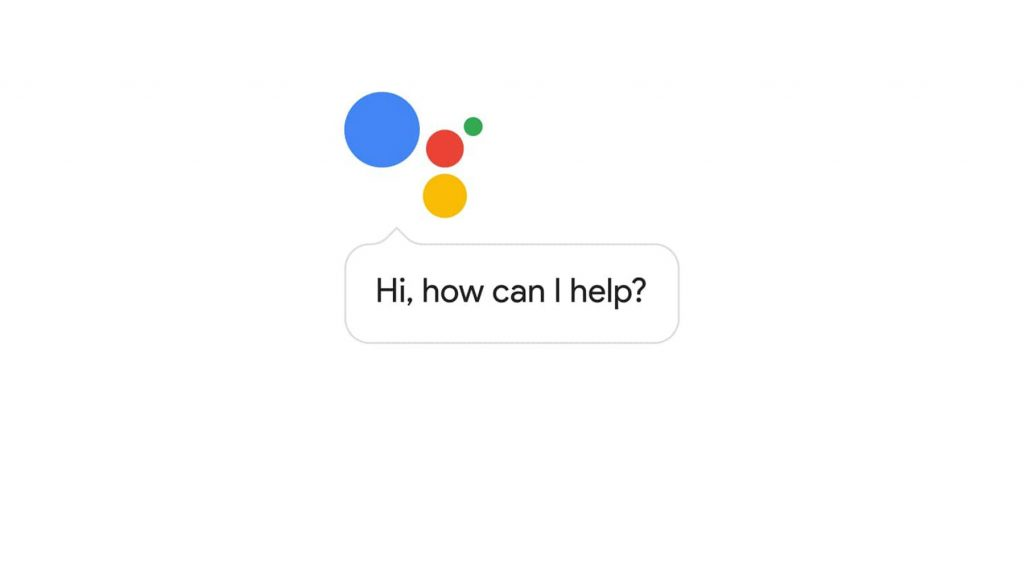 Google Assistant how can I help