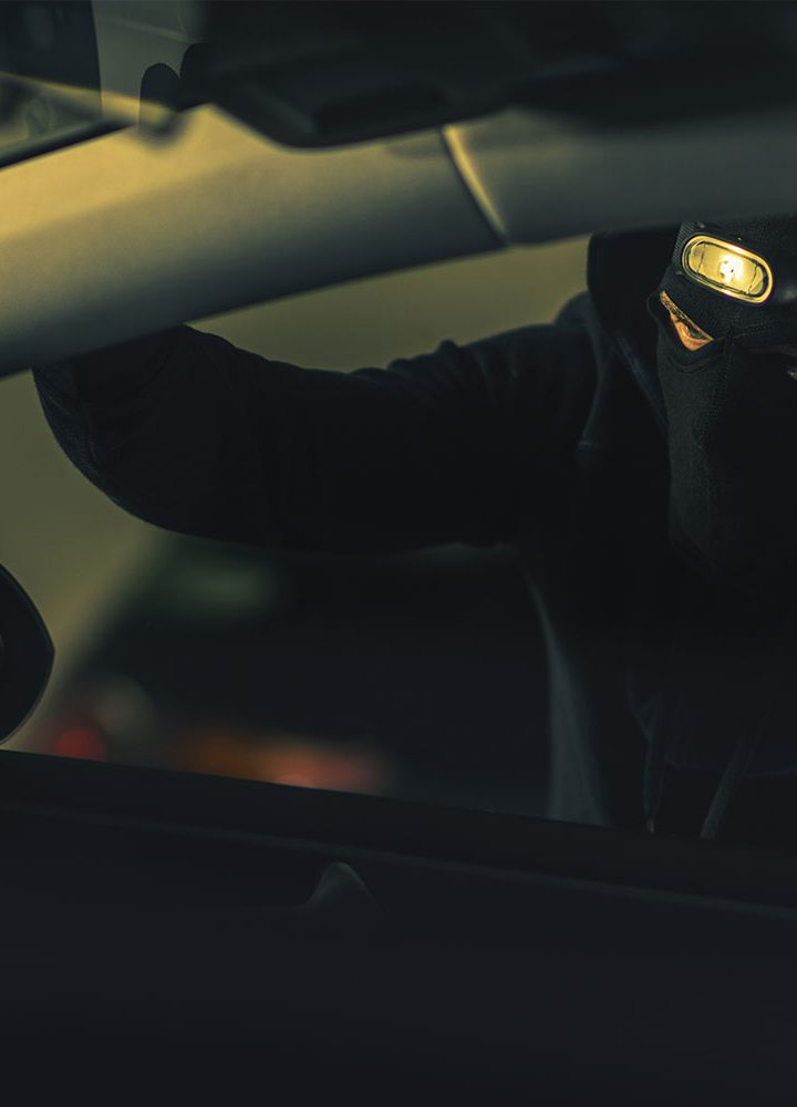 Vehicle Theft Recovery