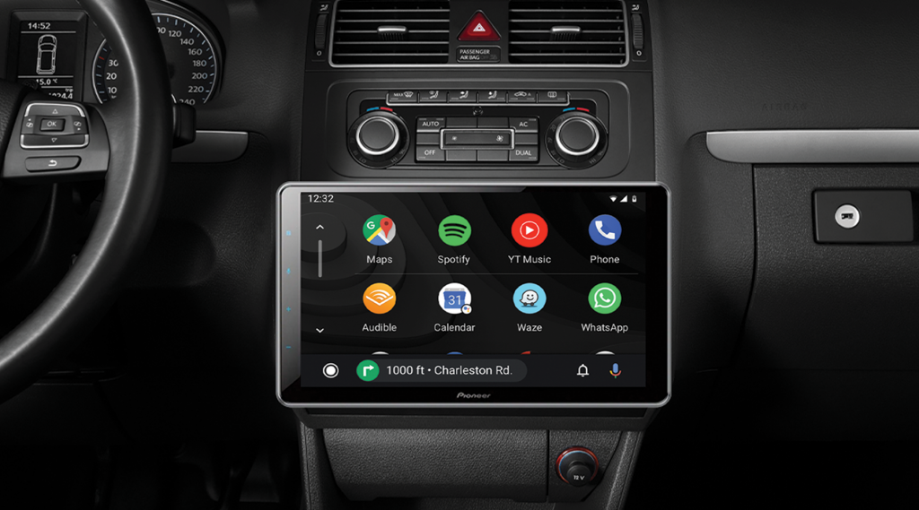 Pioneer Wireless Android Auto