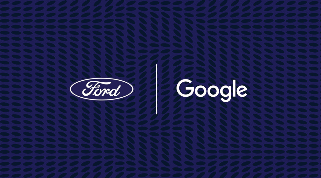 Ford joins in a partnership with Google